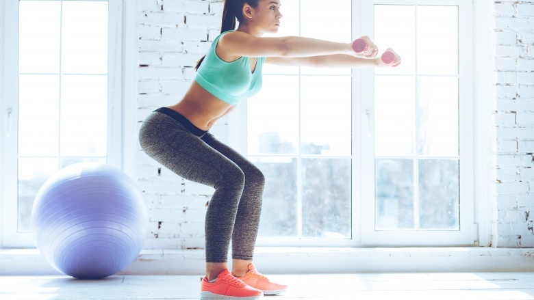 Best moves to tone your butt