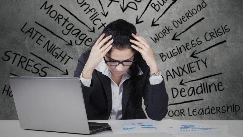 10 signs your stress levels are out of control